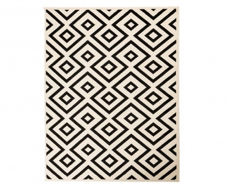 Koberec Zone White 140x190 cm