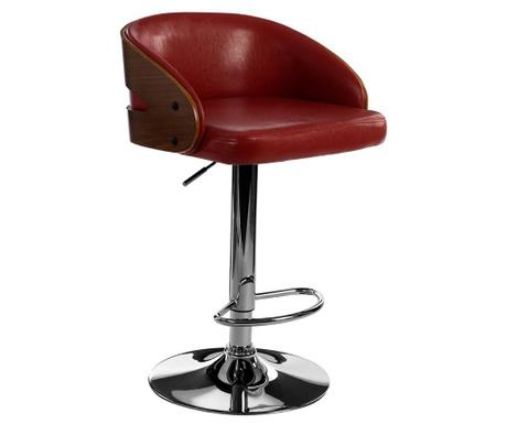 Barová stolička Florence Claret Red