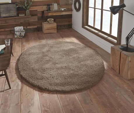 Koberec Snowdon Round Mink 150 cm
