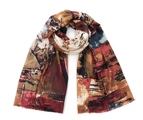 Šátek Ritta 68x186 cm