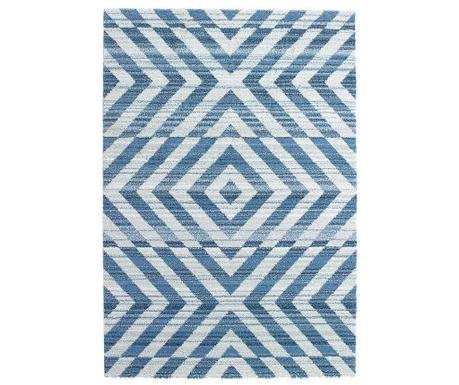 Koberec Wellness Blue Grey 120x170 cm