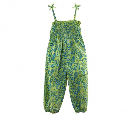 Jumpsuit Greeny