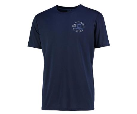 Pánske tričko  Sendas Strong Navy