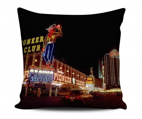 Dekorační polštář Golden Vegas 43x43 cm