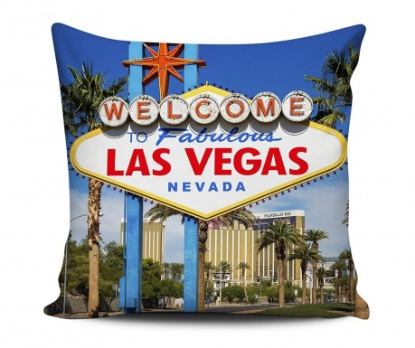 Decorative cushion Nevada 43x43 cm