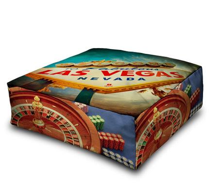 Podlahový vankúš Las Vegas Nevada 60x60 cm