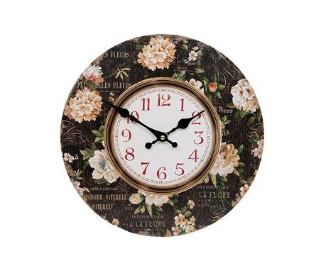 Stolní hodiny Fleurs