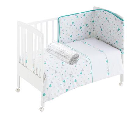 Zestaw łóżeczko i 4 akcesoria Garlands