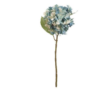 Umělá květina Blue Hydragena