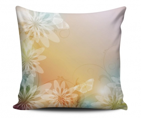 Decorative cushion Blooming 43x43 cm