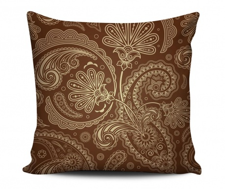 Decorative cushion Tender Flowers 43x43 cm