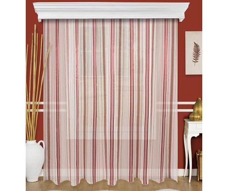 Záclona Pinesse Red 200x260 cm