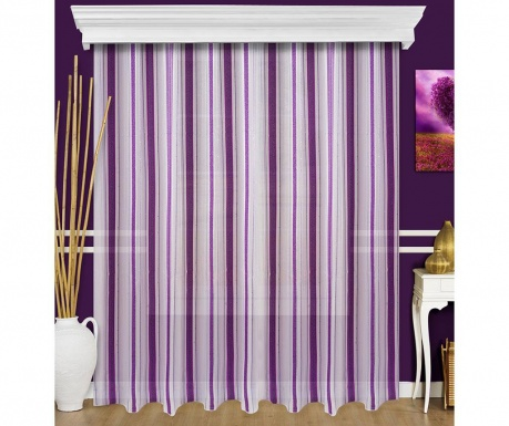 Curtain Pinesse Purple 200x260 cm