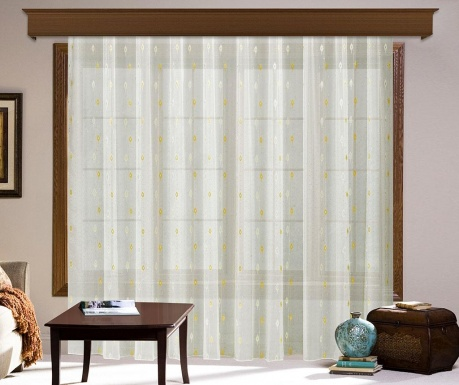 Záclona Fliner White and Beige 200x260 cm