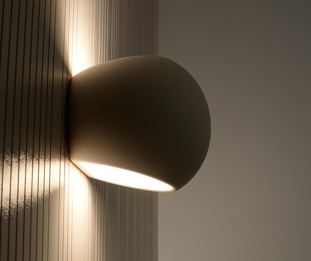 Zidna svjetiljka Mercury White