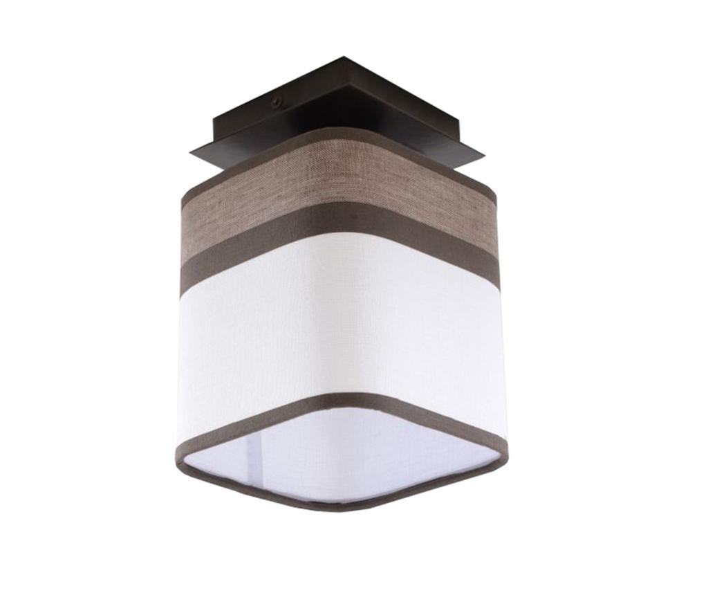 Závěsná lampa Costa One Brown White