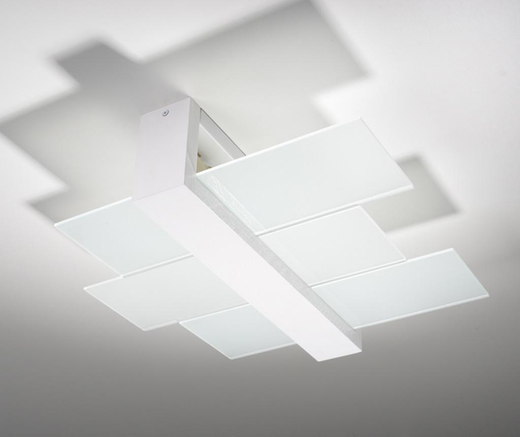 Stropna svetilka Leda Trio White