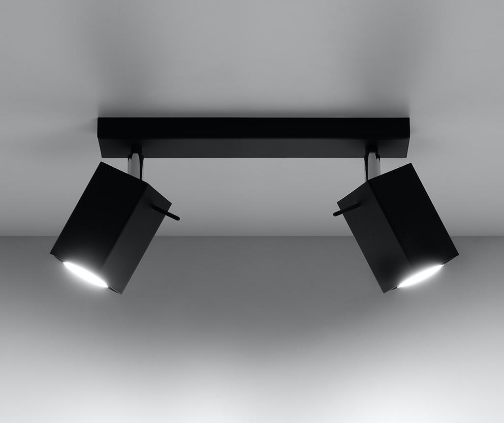 Závěsná lampa Toscana Two Black