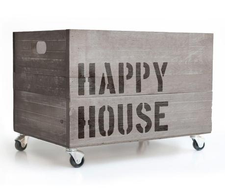 Sanduk za spremanje Happy House