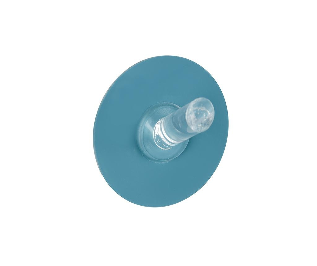Obešalnik Static-Loc Light Blue