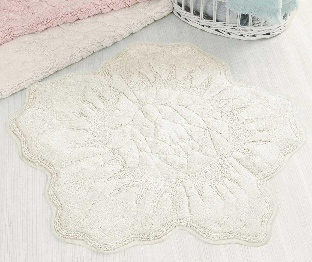 Tepih za kupaonicu Rosalinda Crem 100x100 cm