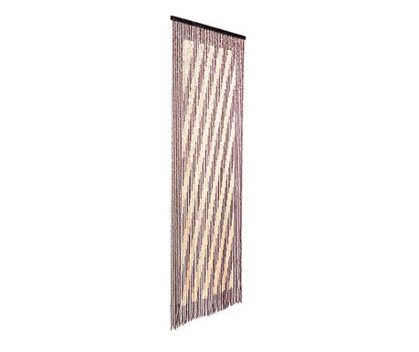Záclona na dvěře Lines 90x200 cm