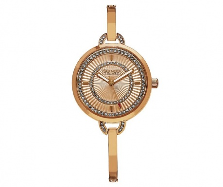 Ženski ručni sat So&Co Madison Slim Rose
