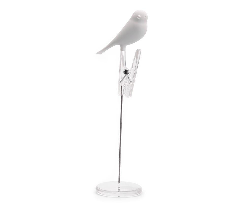 Sparrow White Asztali kártya tartó