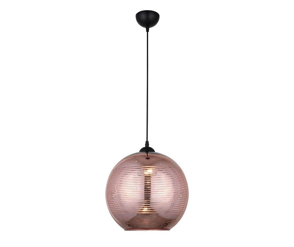 lampy sufitowe rosegold