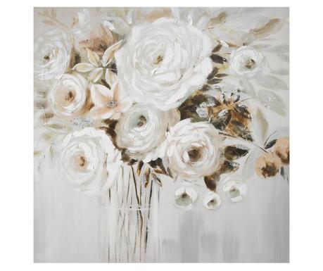 Slika Roses Bouquet 60x60 cm
