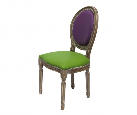Krzesło Tiffany Purple Green