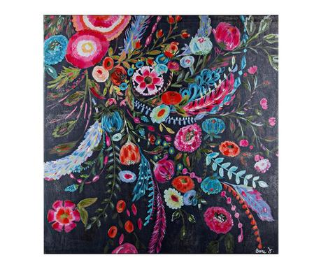 Vincent Color Festmény 90x90 cm
