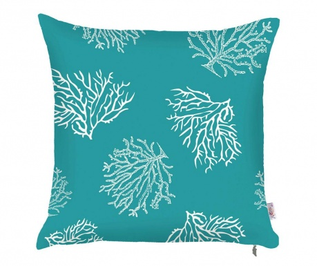 Калъфка за възглавница Corals Blue 43x43 см