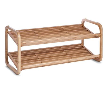 Ormarić za obuću Bamboo Rounded