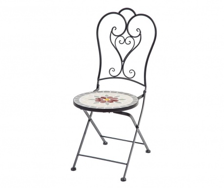 Krzesło ogrodowe Mosaic