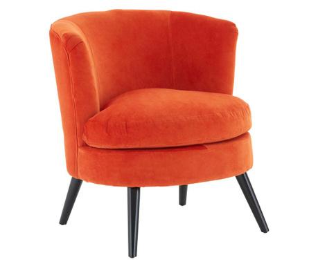 Fotoliu Plush Orange