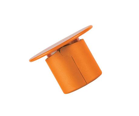 Zamašek za steklenico šampanjca Hombre Friz Orange