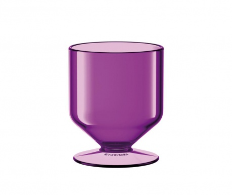 Pahar pentru apa The Good Times Purple 290 ml