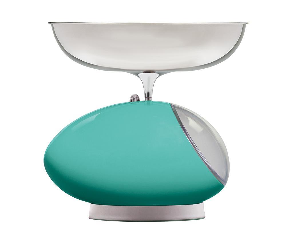 Kuchyňská váha Tix Turquoise