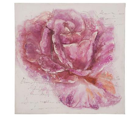 Tablou Rose 80x80 cm