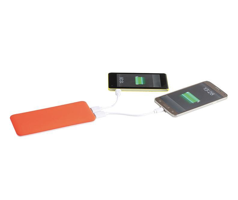 Flat Orange Külső akkumulátor
