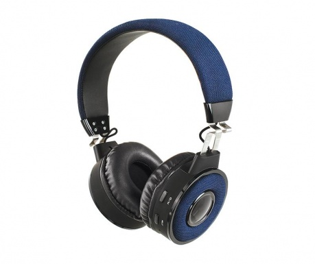 Slušalice Bluetooth s mikrofonom Navy Line