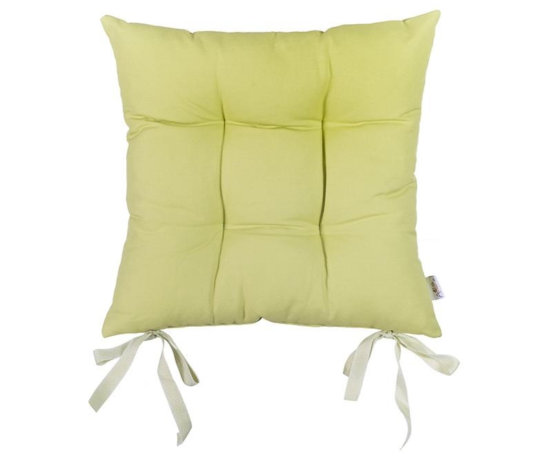 Pure Lime Green Ülőpárna 37x37 cm
