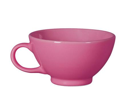 Šalica za doručak Jumbo Pink 500 ml