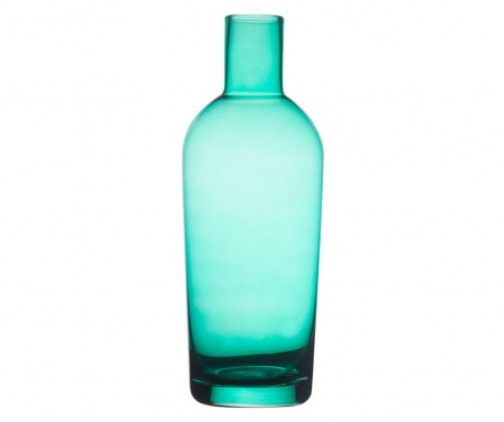 Vaza Diseguale Turquoise
