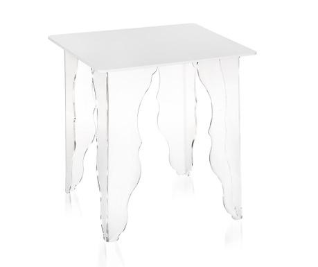 Ottino Slim White Asztalka