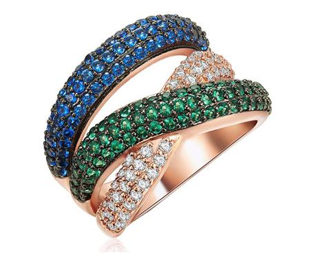 Braided Gyűrű