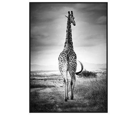 Tablou Giraffe 65x92.5 cm