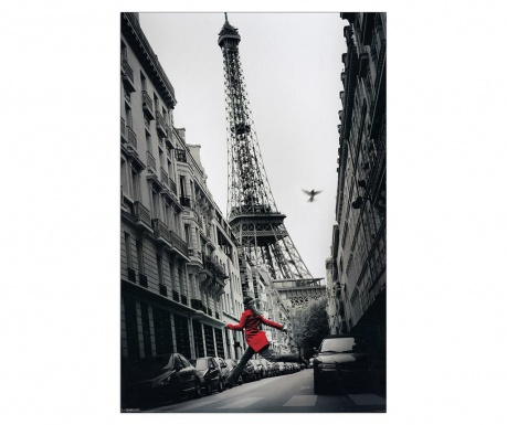 Картина Paris Tour Eiffel 60x90 см