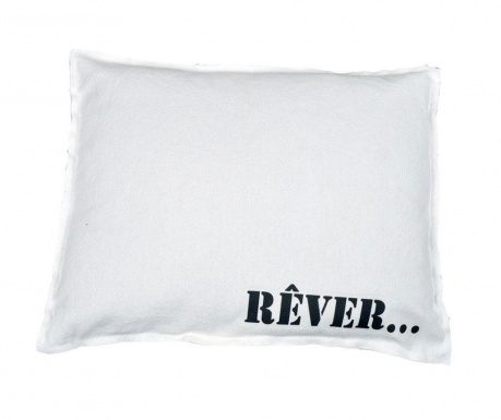 Декоративна възглавница Rever Blanco 40x50 см